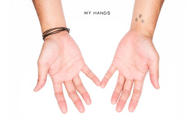 Hands Noah Slee 5elect5 Essentials