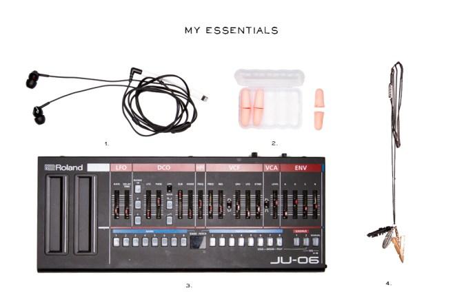Essentials Sieren 5elect5