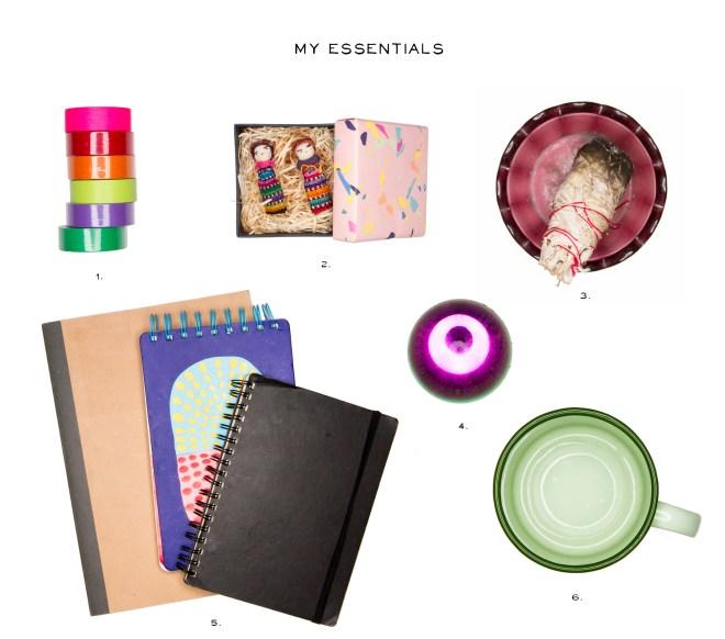 Essentials Johanna Knutsson 5elect5