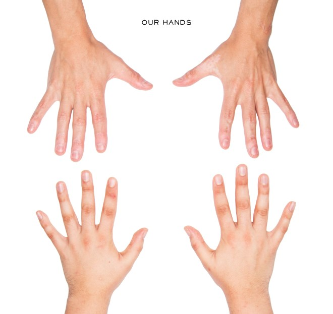 Hands Mount Liberation Unlimited 5elect5 Essentials
