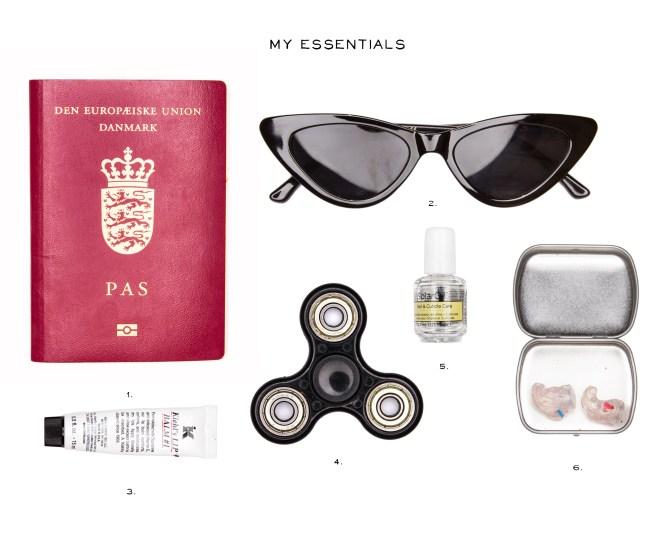 Essentials Anastasia Kristensen 5elect5