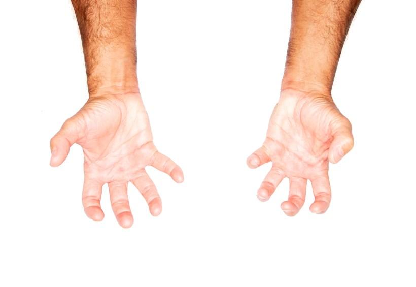 5elect5 Essentials Spencer Parker Hands