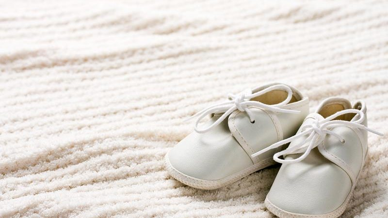 Baby Shoes Grief