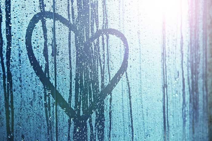 Heart-window
