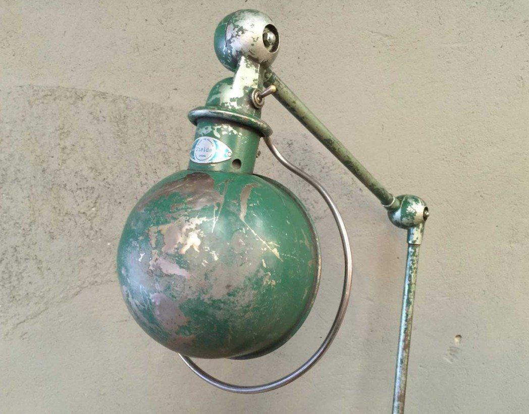 Lampe Jield Vintage Verte