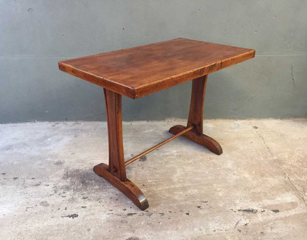 Vritable table de bistrot 2