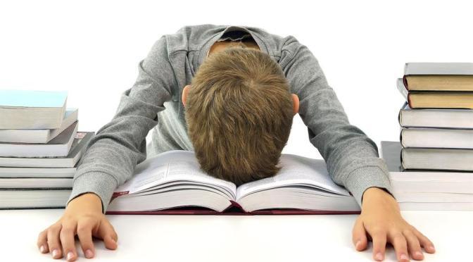 Γνωριζω καλυτερα το αγχος μου και μαθαινω να το διαχειριζομαι, εν οψει εξετασεων…