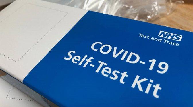 Οδηγίες προς τους Πολίτες για το self-test για COVID-19