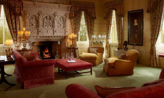 Cliveden House Luxury Hotel near London