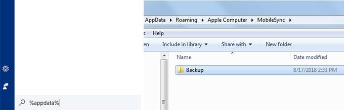 iTunes備份位置究竟在哪?又如何更改iTunes備份路徑釋放C槽?