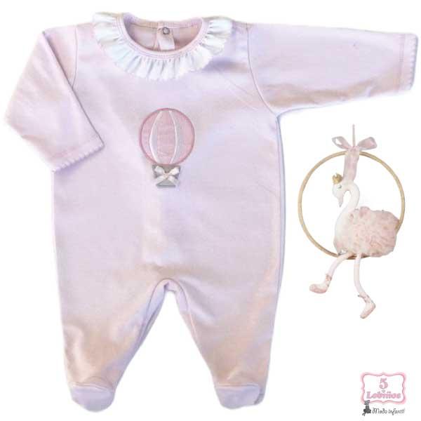 pijama-bebe-niña-algodón-verano 2021