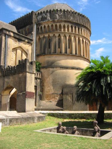 Slave hall Zanzibar
