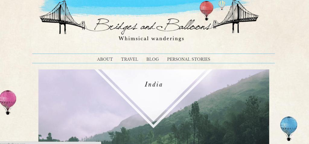 bridgesandballoons