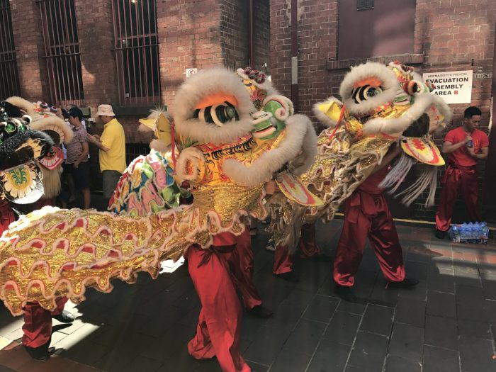Chinese New Year Festival Melbourne