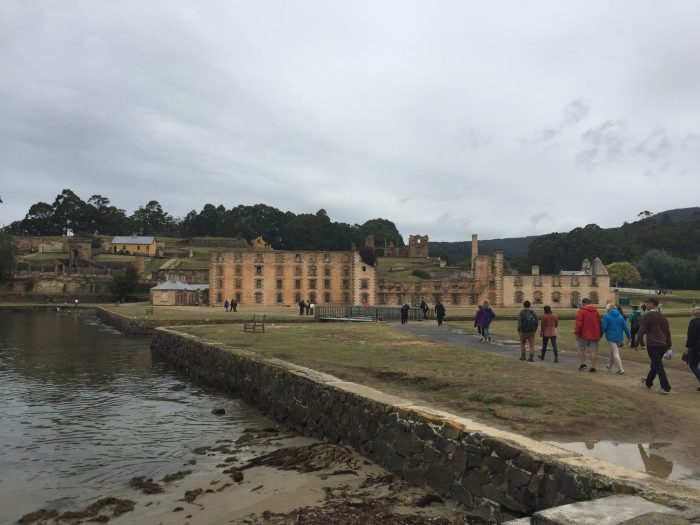 Port Arthur buildings