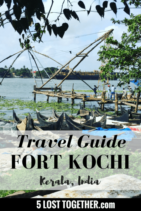guide to fort cochin