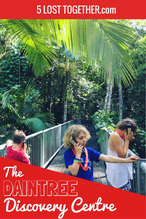 Daintree Rainforest Interpretive Centre