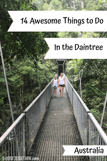 Daintree and Cape Trib