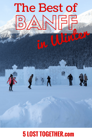 Things to do in Banff in Winter