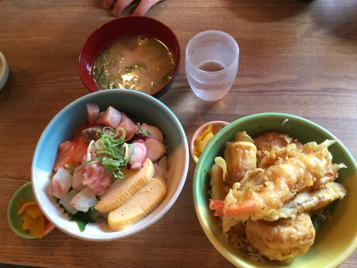 tempura Japan
