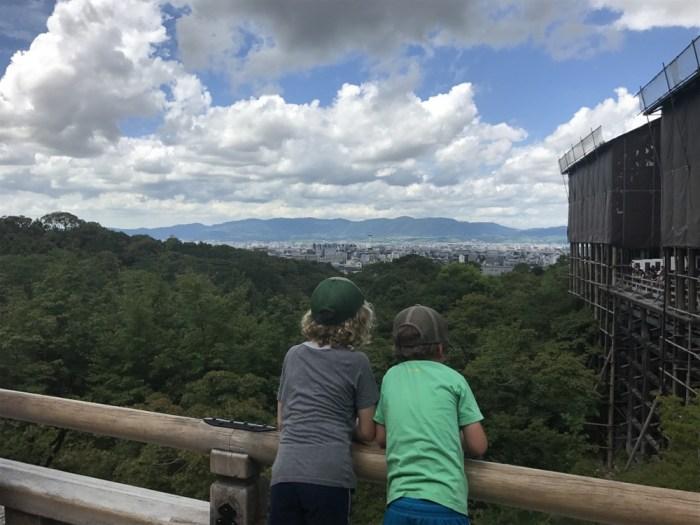 Kiyomizudera view