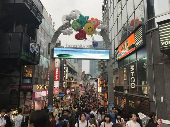 Takashita-dorii Harajuku