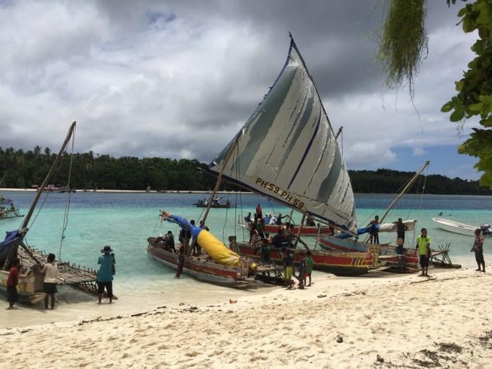 Kitava sailing