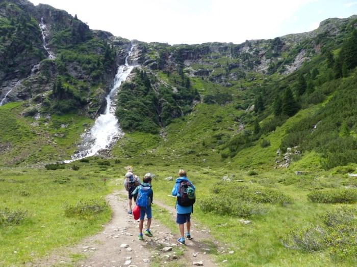 Tyrol hike