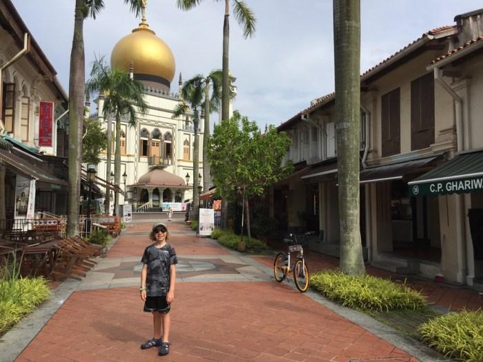 Arab St Singapore
