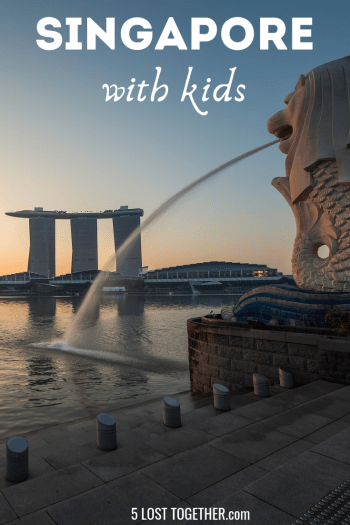 Singapore with Kids Guide