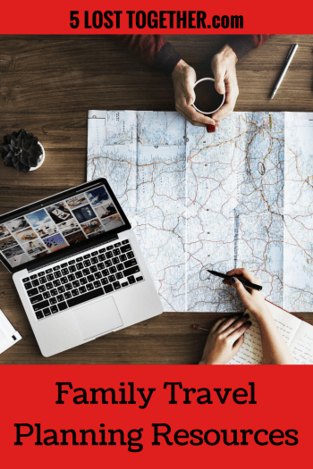 Family Travel Planning Resources