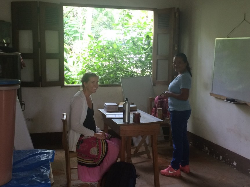 Learning Spanish in Nicaragua