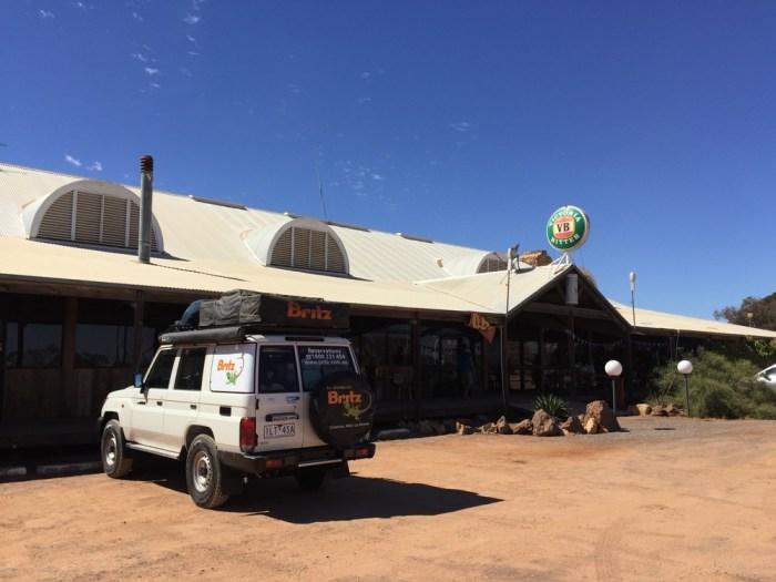 Ourback road trip