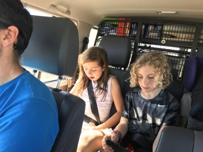 driving Melbourne to Uluru