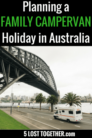 Campervan Holiday in Australia