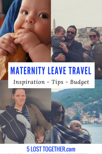 Parental or Maternity Leave Travel