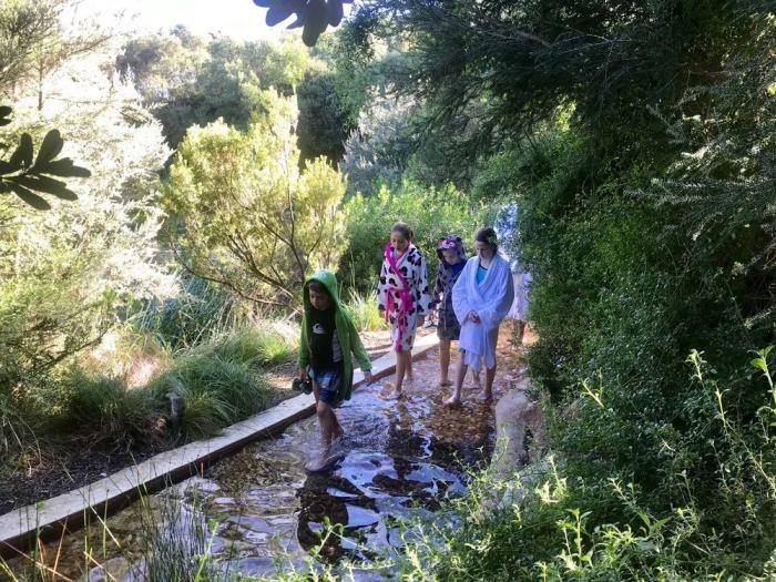 Reflexology Peninsula Hot Springs