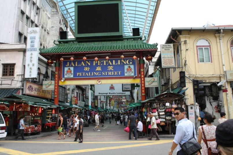 Jalan Petaling KL