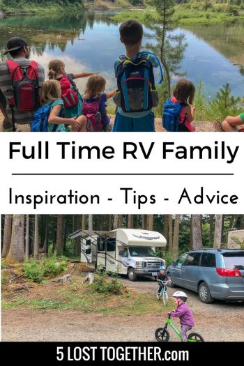 Full Time RV Family