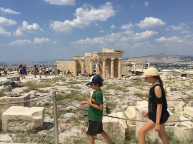 Athens Mythology Tour