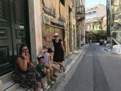 Food tour review Athens