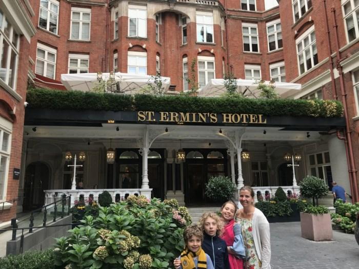 St Ermin's