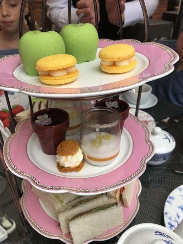 Tea tray London