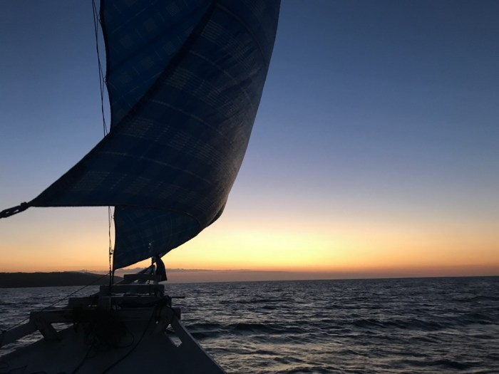 Nusa Tengarra sailing