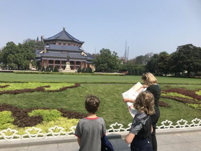 China travel Guangzhou