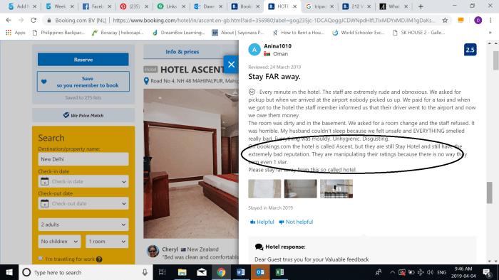 Hotel Ascent Delhi