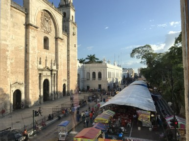 Sundays in Merida