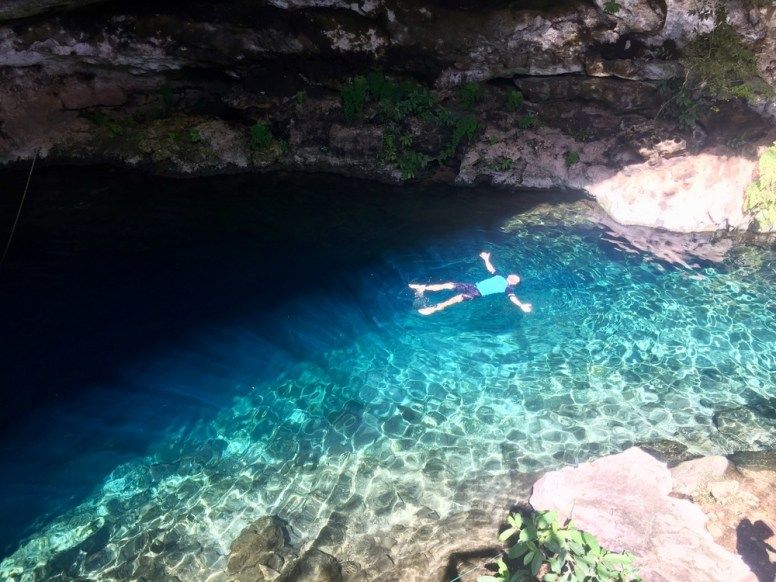 best cenote in Yucatan