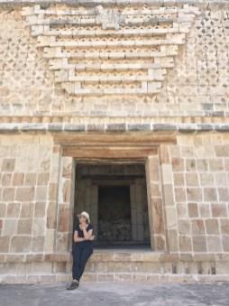 visiting Uxmal