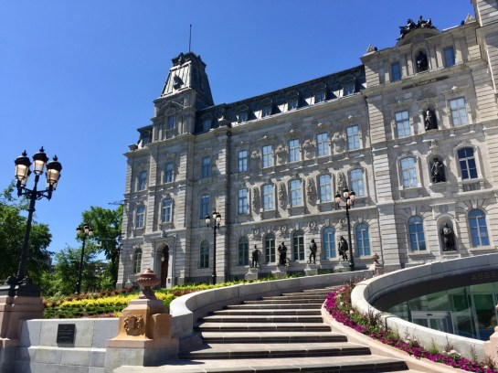 Parliament Quebec